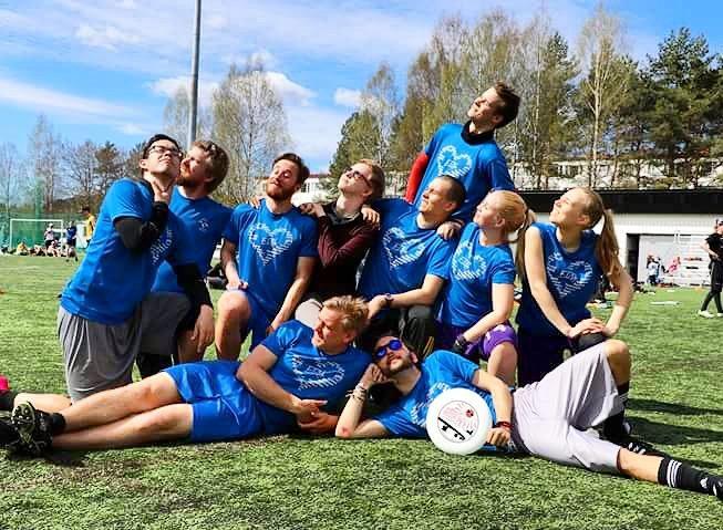 ERHe Ultimate at Jyväskylä Summer Start 2017