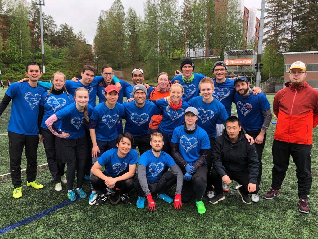 ERHe Ultimate at Jyväskylä Summer Start 2019
