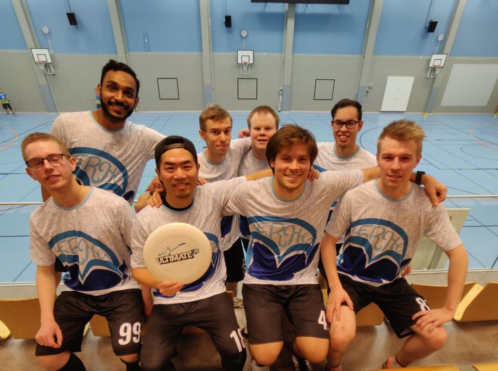 ERHe Ultimate at SM-Tour 1, Open, 2019-2020